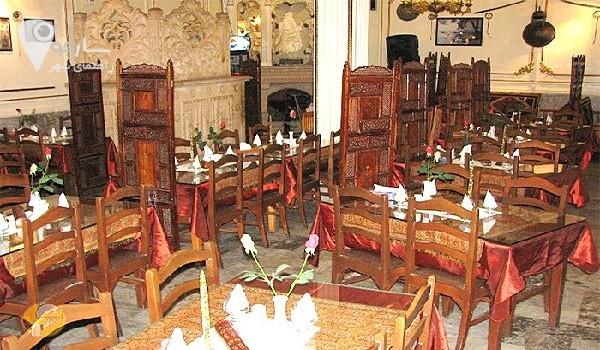 رستوران های شیراز| رستوران در شیراز