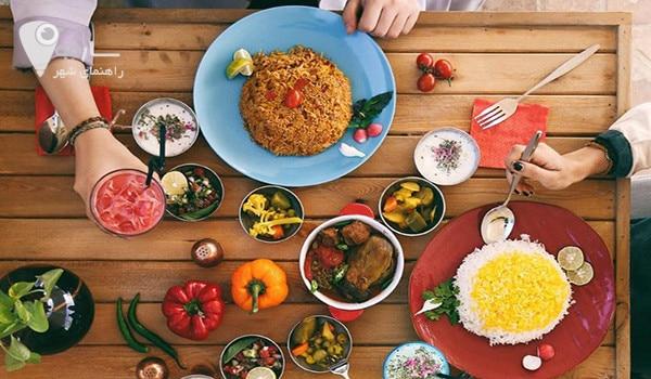 رستوران بالو شیراز