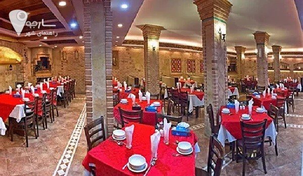 رستوران های شیراز|رستوران صوفی شیراز