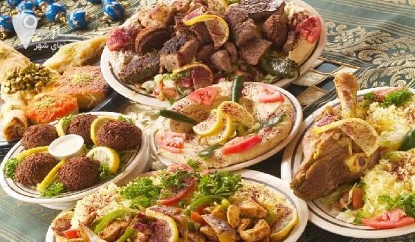 رستوران های خوب شیراز، باغ رستوران با موسیقی زنده در شیراز، رستوران سنتی شیراز