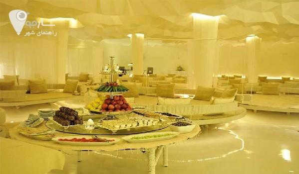 رستوران های شیراز|رستوران هفت خان شیراز
