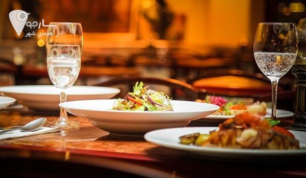 بهترین رستوران شیراز به همراه منو رستوران های شیراز
