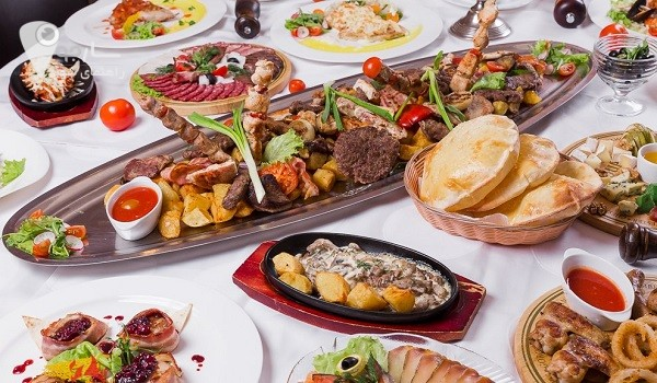 رستوران های شیراز|بهترین رستوران شیراز