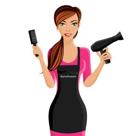 لزوم پوشیدن لباس فرم در آرایشگاه زنانه