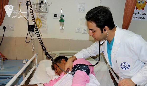 بیمارستان نمازی شیراز پزشکان بیمارستان نمازی شیراز