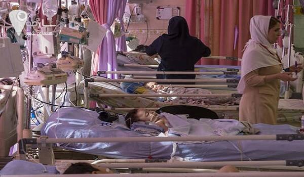 بیمارستان نمازی شیراز بخش کودکان بیمارستان نمازی شیراز