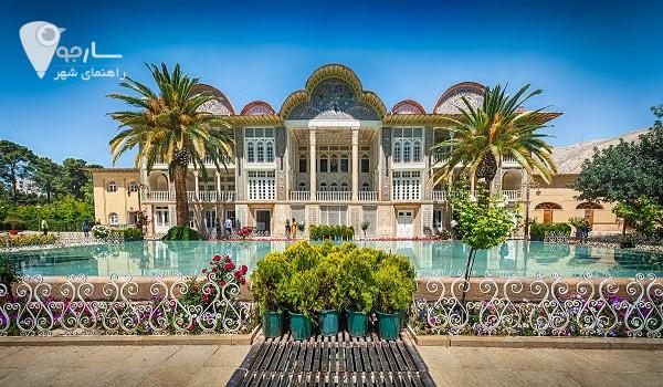 جاهای دیدنی شیراز در پاییز