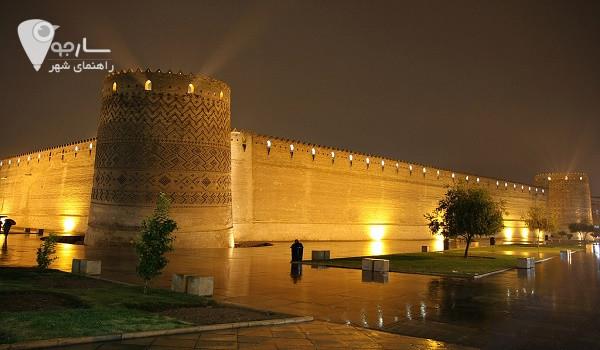 در شیراز به کجاها بریم مکان های تفریحی شیراز برای جوانان