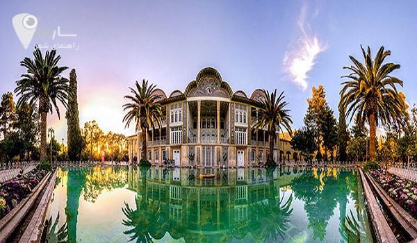 در شیراز به کجاها برویم؟