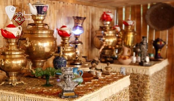 سفره خانه های شیراز