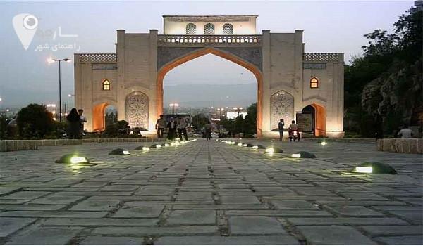 شیراز پایتخت فرهنگ ایران