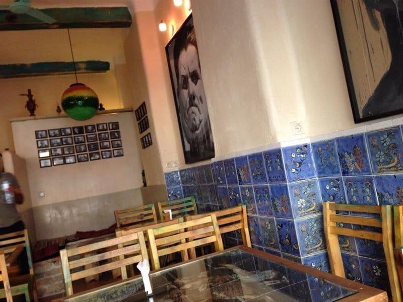 کافه فردوسی