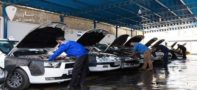 نمایندگی ایران خودرو را در لیست نمایندگی خودرو شیراز پیدا کنید