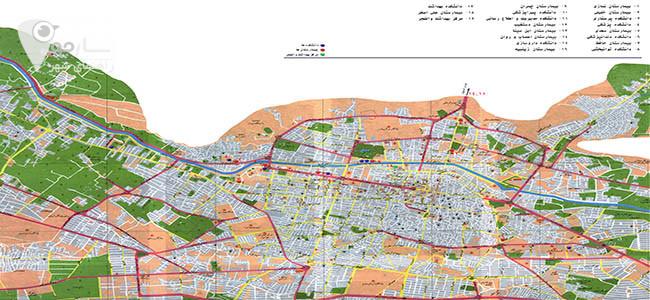 خرید نفشه شهر شیراز برای سفر به شیراز ضروری است