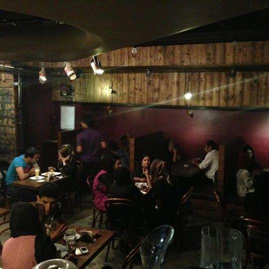 کافه بهمن شیراز