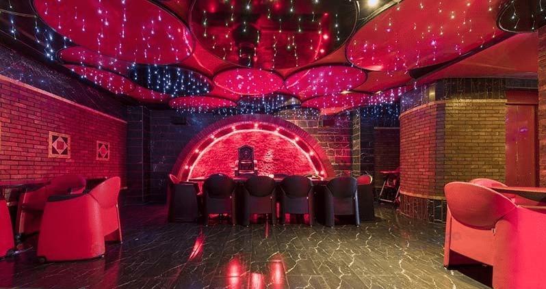 کافی شاپ هتل ستارگان
