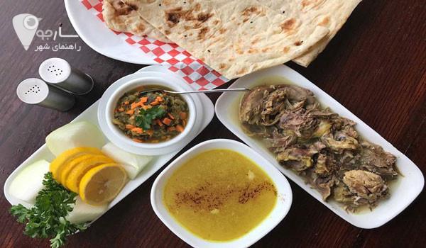 بهترین کله پاچه شیراز