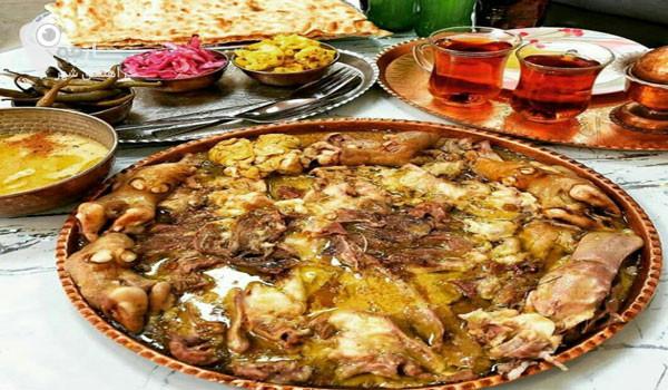 کله پاچه در شیراز