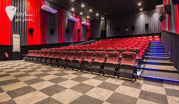 ارائه تاریخچه ای کوتاه در مورد سینما - سینما شیراز