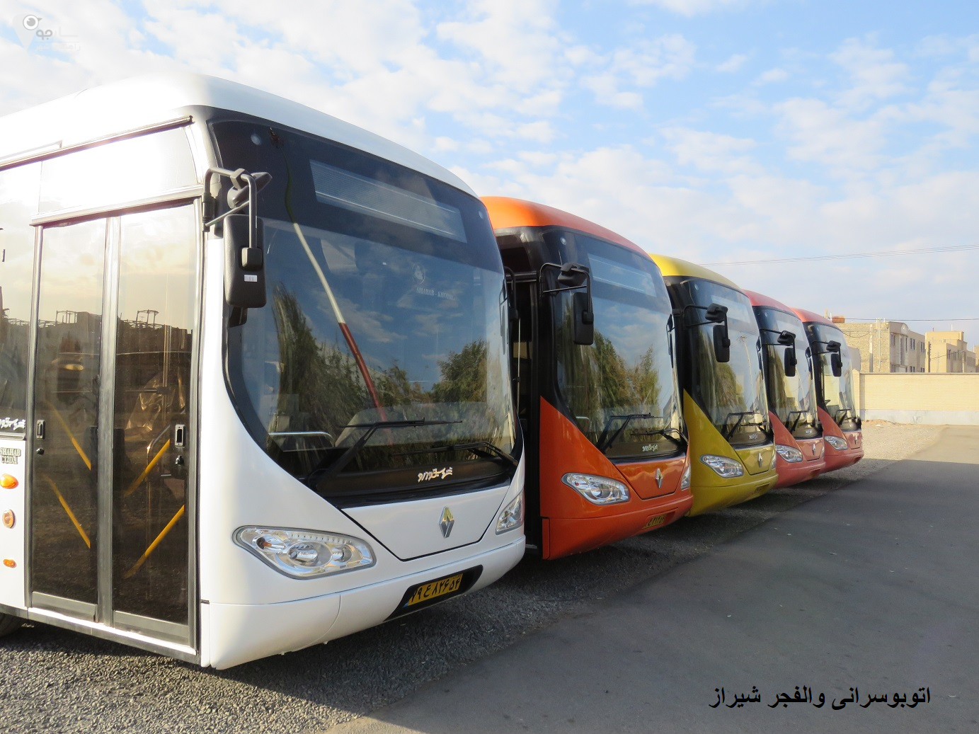 اتوبوسرانی والفجر شیراز