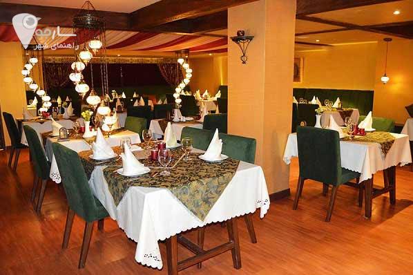 رستوران تاج محل شیراز