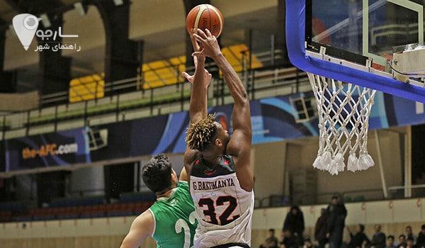 توضیحات و مقدمه ای بر آموزش بسکتبال شیراز برای علاقه مندان به این ورزش