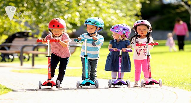 آموزش اسکیت شیراز موقعیت خوبی برای کودکان شما بحساب می رود