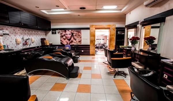 آرایشگاه زنانه در شیراز