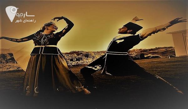 آموزش رقص شیراز