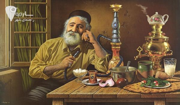 لیست کافه های قلیون دار شیراز