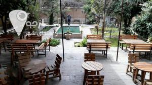 کافه شهر کاغذی قصرالدشت