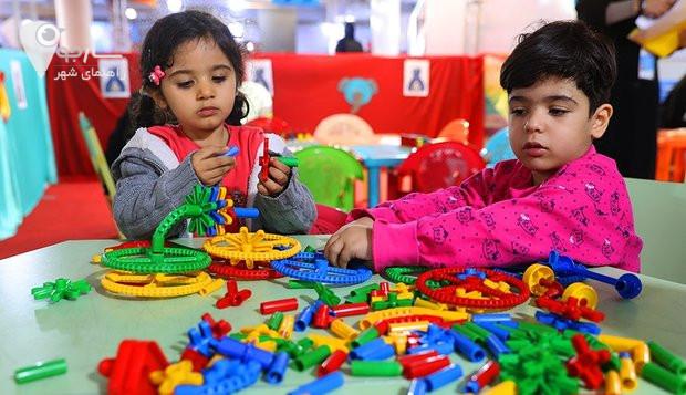 اسباب بازی دخترانه در فروشگاه های اسباب بازی فروشی