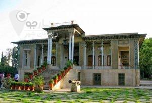 عمارت عفیف آباد شیراز