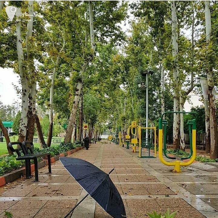 پارک خلدبرین شیراز