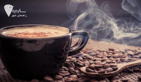 کافه های خیابان عفیف آباد شیراز