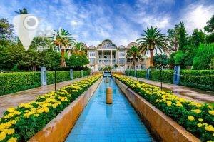 عکس عفیف آباد شیراز