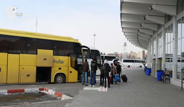 ترمینال شیراز | پایانه های مسافر بری در شیراز