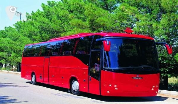 نمایشگاه اتوبوس در شیراز نمایشگاه اتوبوس بین المللی در شیراز