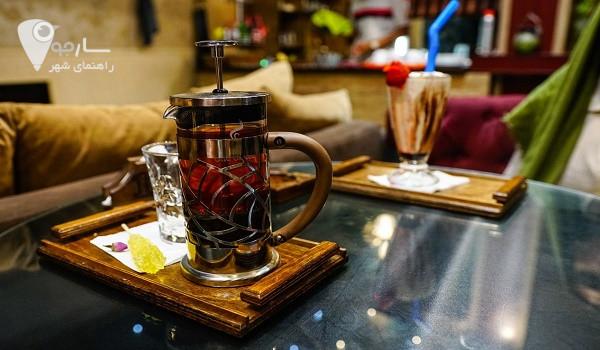 کافه های بلوار ستارخان شیراز ال کافه شیراز اینستاگرام کافه رئال شیراز کافه در عفیف اباد شیراز