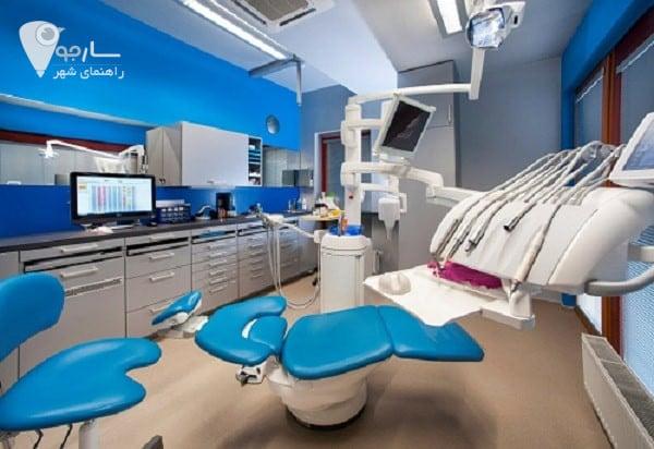 لیست کلینیک های دندانپزشکی در شیراز