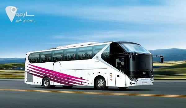 نمایشگاه اتوبوس در شیراز نمایشگاه اتوبوس تهران