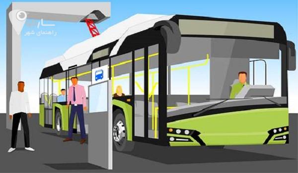 خط واحد شیراز زمانبندی حرکت اتوبوس های شیراز پایانه شهید دستغیب شیراز کجاست