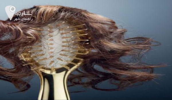 داروی درمان ریزش مو و علل ریزش مو را بدانید .
