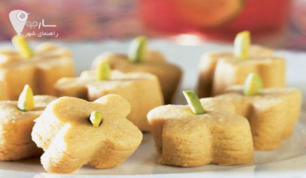 با ما طرز تهیه شیرینی خانگی را بیاموزید. شیرینی خانگی دانتل یکی از محبوب ترین شیرینی هاست.