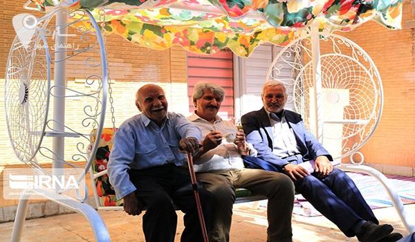 توضیحاتی در مورد سرای سالمندان شیراز، استان فارس برای کاربران سایت