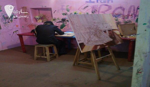 معرفی آموزشگاه نقاشی شیراز برای شهروندان عزیزمان