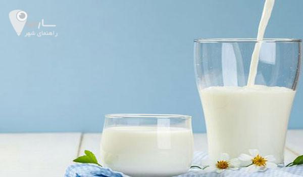 درمان خشکی پوست صورت در طب سنتی با شیر و مواد طبیعی دیگر ممکن است.
