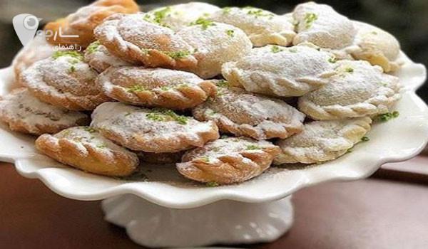 قطاب یک شیرینی سرخ کردنی مخصوص شهر یزد میباشد. طرز تهیه شیرینی خانگی کرمان دانلود انواع شیرینی خانگی