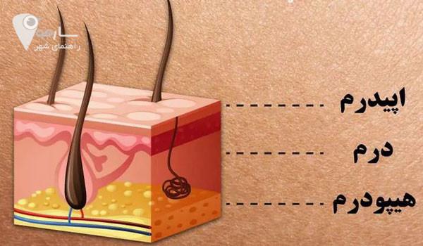 خشکی پوست صورت باعث میشود بیشتر از سنتان به نظر برسید.