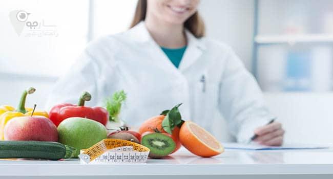 متخصص تغذیه و رژیم درمانی در شیراز